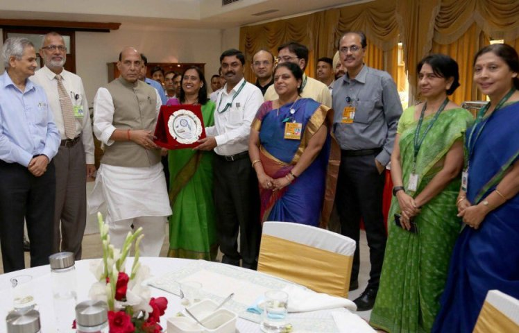 Rajnath Singh briefed on achievements, ongoing projects and roadmap of DRDO