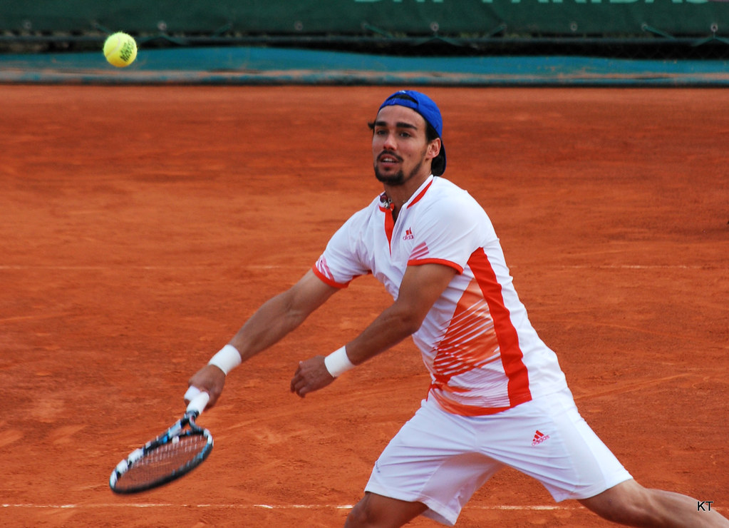 Tennis-Fognini to make debut at Laver Cup
