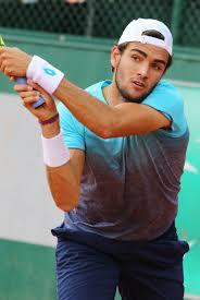 UPDATE 1-Tennis-Berrettini sets up Struff semi-final in Stuttgart