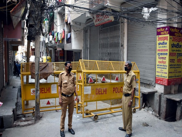 Containment zones in Delhi now stand at 242