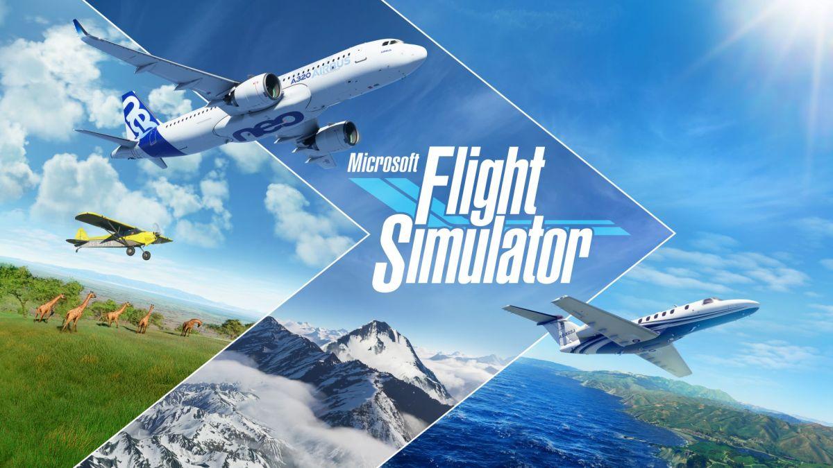 Microsoft Flight Simulatorcoming to Xbox Series X S on July 27