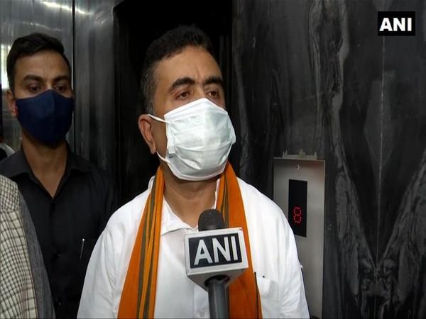 Suvendu Adhikari moves Calcutta HC in connection with Tarpaulin theft case