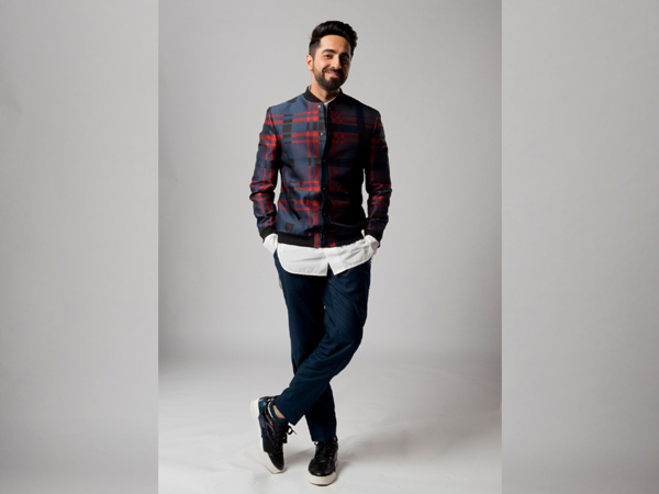 Ayushmann Khurrana brings attention to new, more gender-inclusive Pride flag