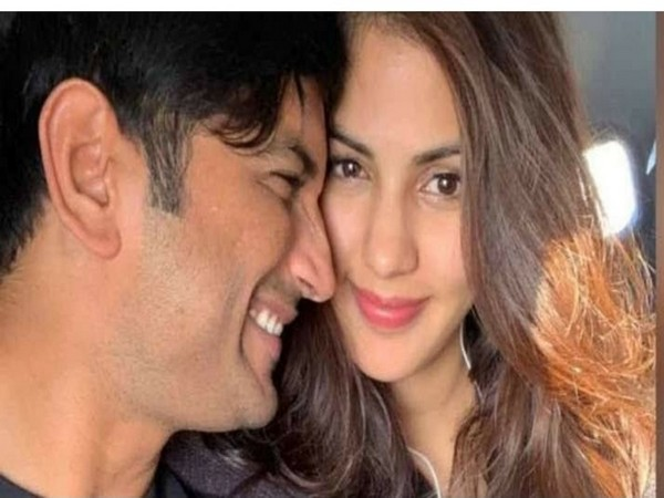 SSR's death anniversary: Rhea Chakraborty writes a heartbreaking note for her 'guardian angel'