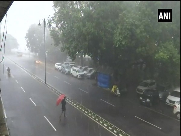 Light to moderate rain in parts of Rajasthan