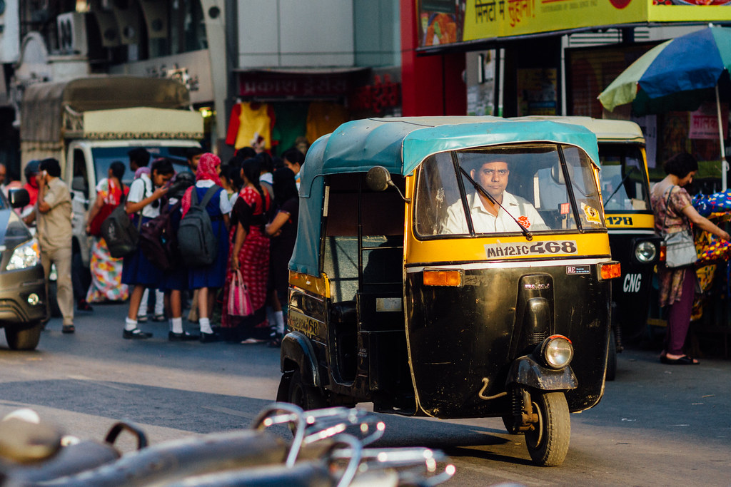 Auto-rickshaw fares hiked in Pune district from Nov 8
