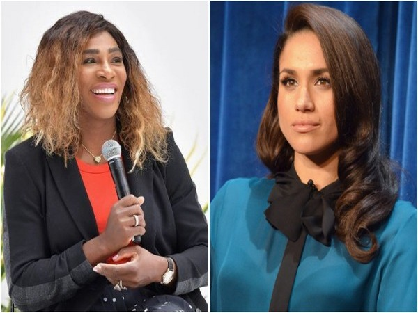 Having her as a friend is great: Serena Williams on Meghan Markle