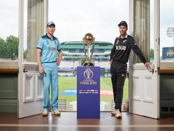 CWC'19 final: New Zealand win toss, elect to bat first against England