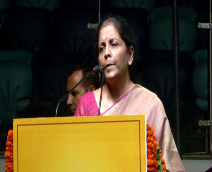Delhi government should work in harmony with Centre: Sitharaman
