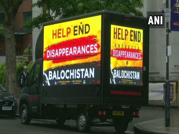 Slogan for independent Balochistan raised during Imran Khan's address