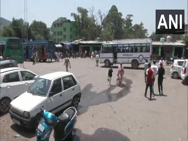 J-K: Poonch bus stand service resumes after over 3 months