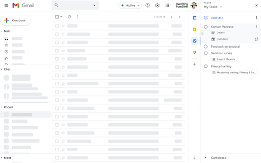 Google Tasks now available to Workspace Essentials and Enterprise Essentials customers