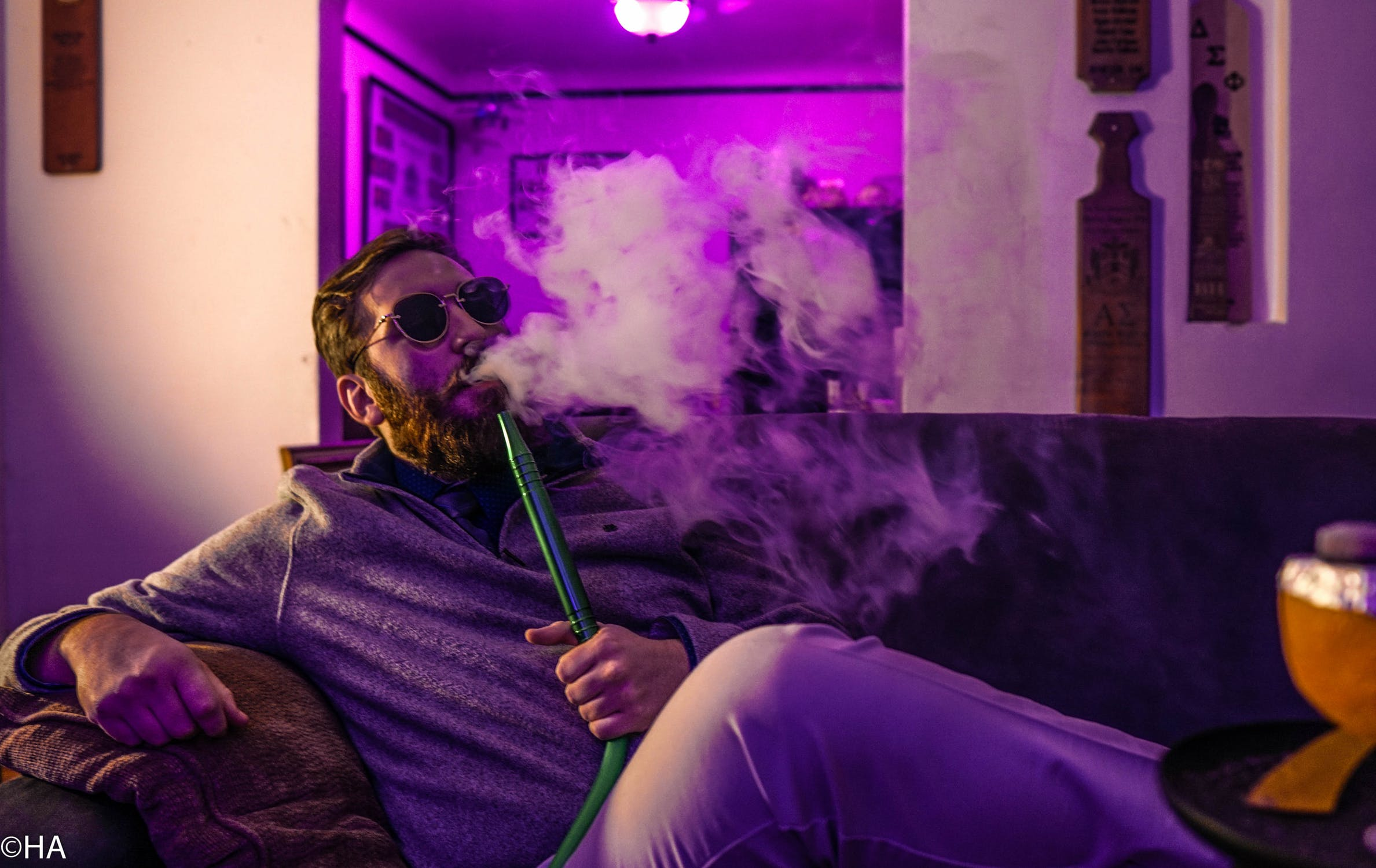 Hookah more dangerous than other forms of smoking tobacco
