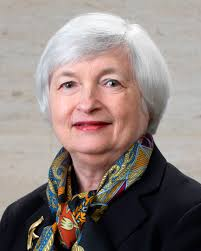 Yellen sworn in as the first female Treasury Secretary of the US