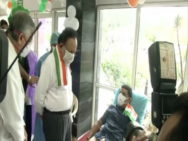 COVID-19 recovery rate improving with each day: Dr Harsh Vardhan