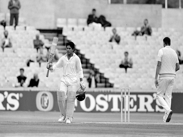 On this day in 1990, Tendulkar scored his maiden international ton
