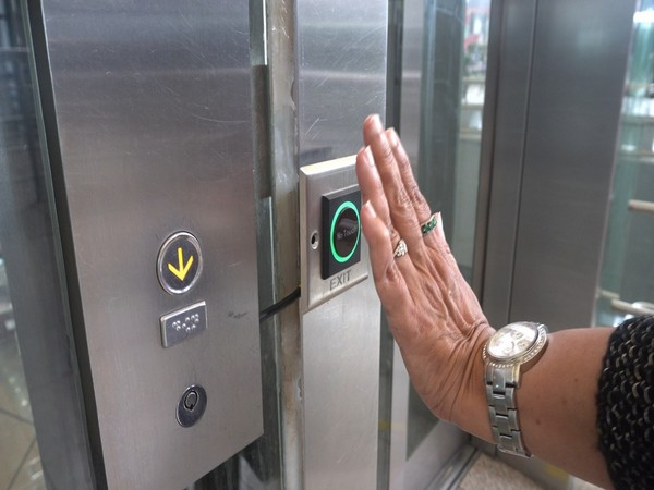 Hyderabad International Airport comes up with contactless elevators