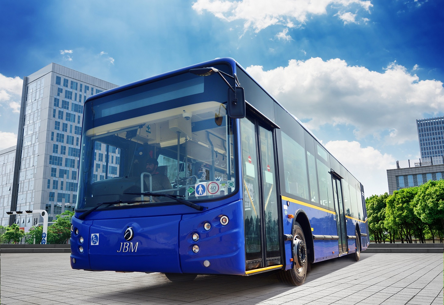JBM Auto bags order for supply of 116 buses from Delhi Integrated Multi-Modal Transit System