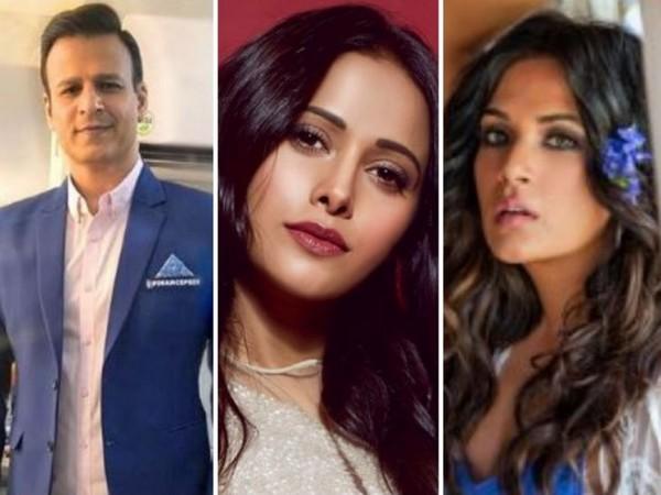 Vivek Oberoi, Richa Chadha, Nushrat Bharucha extend 'Hindi Diwas' greetings