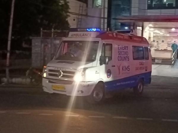 Hyderabad traffic police facilitate transport of live organ