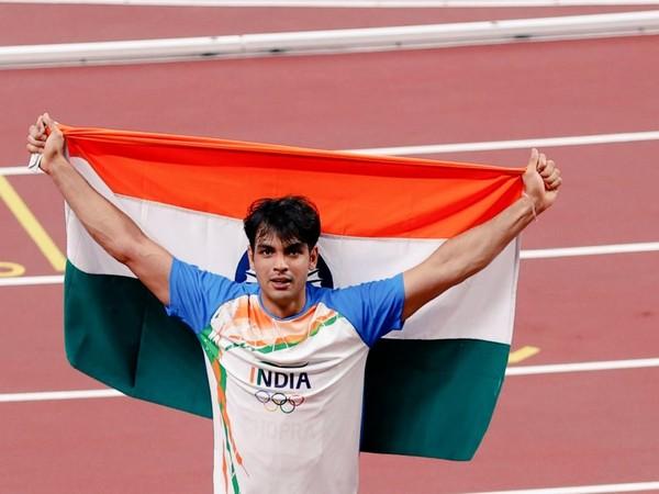 Tokyo Olympic gold medallist Neeraj Chopra's on-field show making him popular on social media