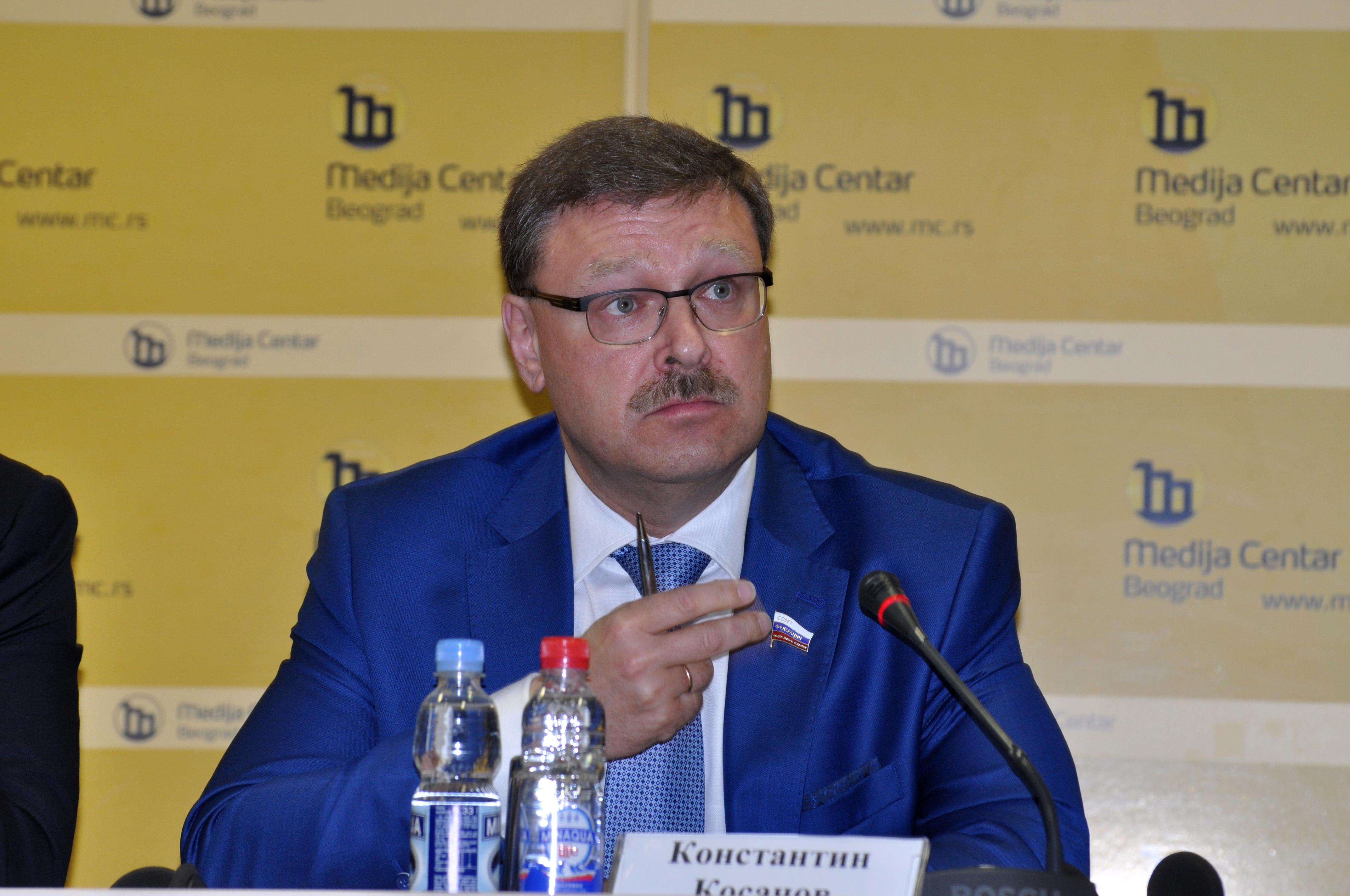 Russian lawmaker: Syria's Idlib seriously straining Russia-Turkey accords