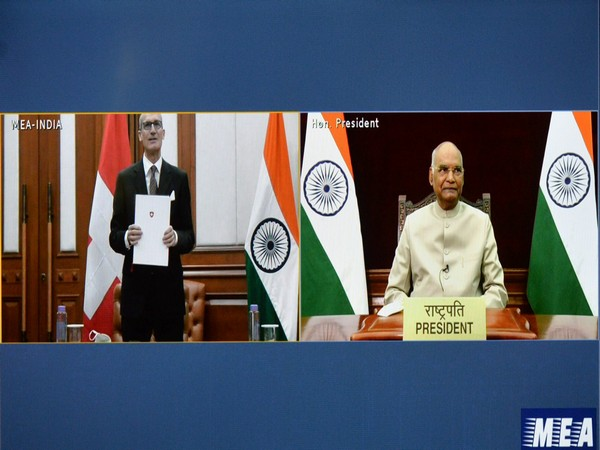 Kovind welcomes Switzerland, Malta, Botswana envoys; thanks their governments for supporting India in UN Security Council