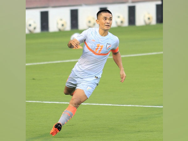 I don't pay much attention to it: Chhetri on going past Pele in goal-scoring charts