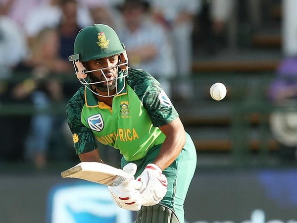 T20 WC: Injured hand continuously improving, will have first net session on Friday, says Bavuma