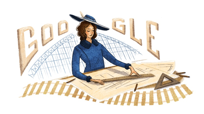 Justicia Espada Acuña turns 128, Google honors Chilean female civil engineer