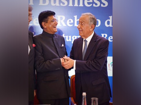 Union Minister Piyush Goyal attends India-Portugal Business Forum