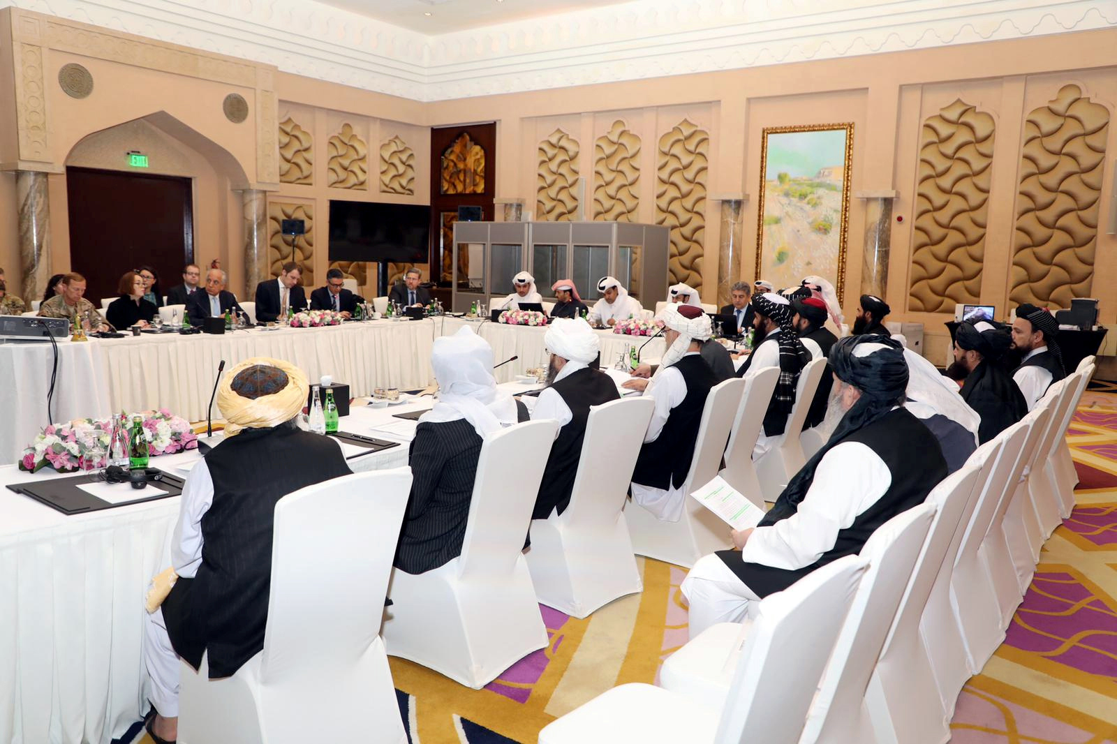Taliban's ambiguous strategy: Attend Afghan peace talks while carrying out attacks