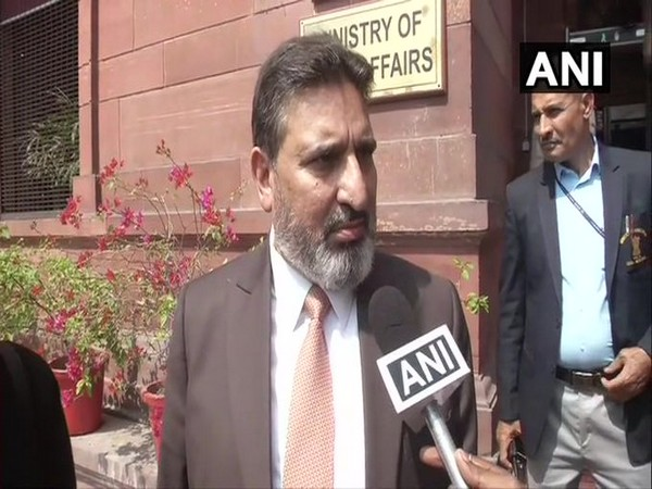 Amit Shah has assured us that political detainees in J-k will be released soon: Altaf Bukhari