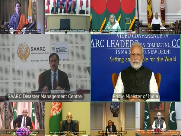 We must prepare, act and succeed together against COVID-19: PM Modi tells SAARC leaders