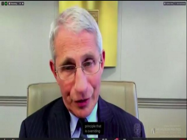Vatican conference features Fauci, Francis -- and Aerosmith