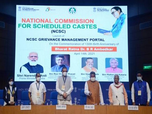 RS Prasad launches grievance redressal portal for people from Scheduled Castes
