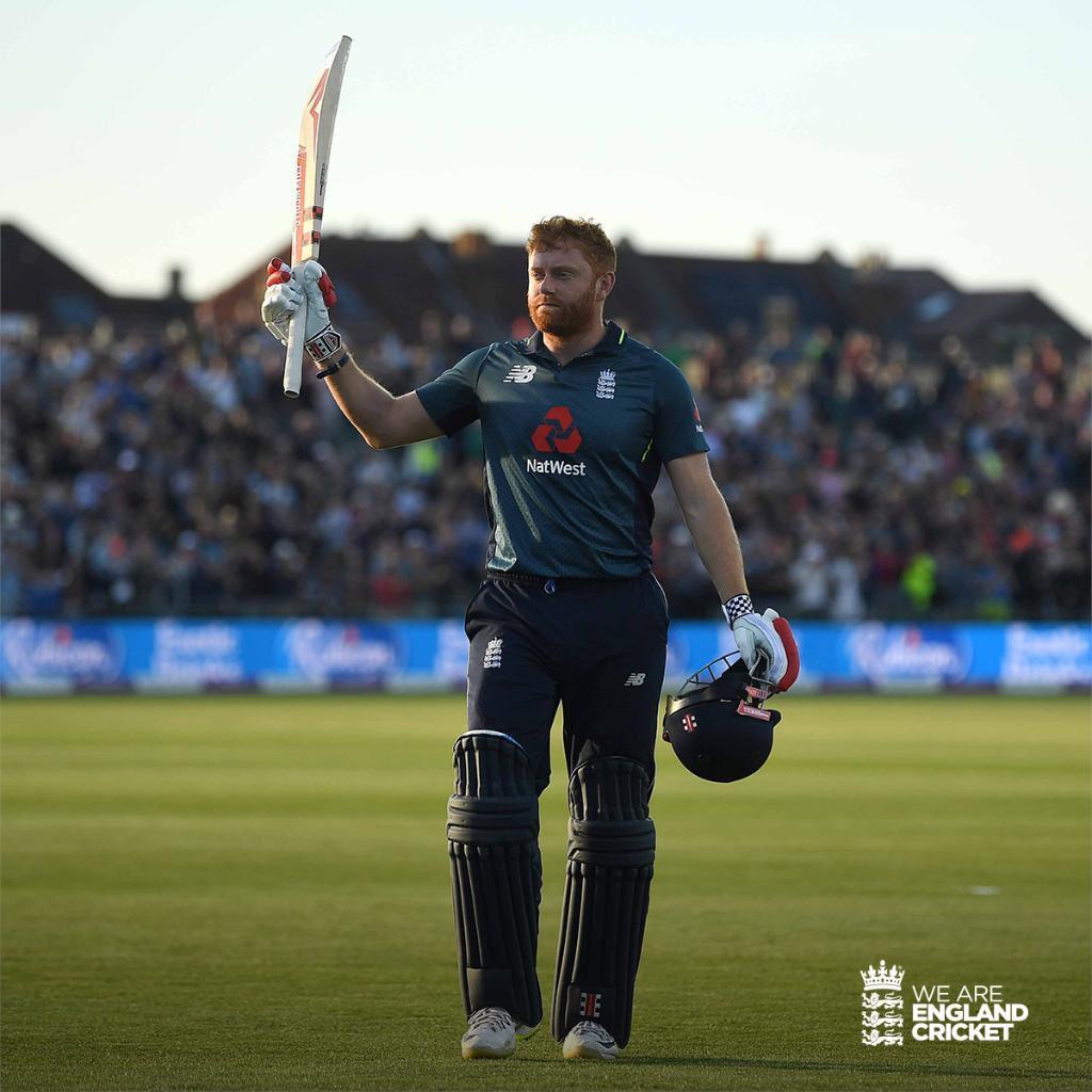 Bairstow plays sensational innings to defeat Pak