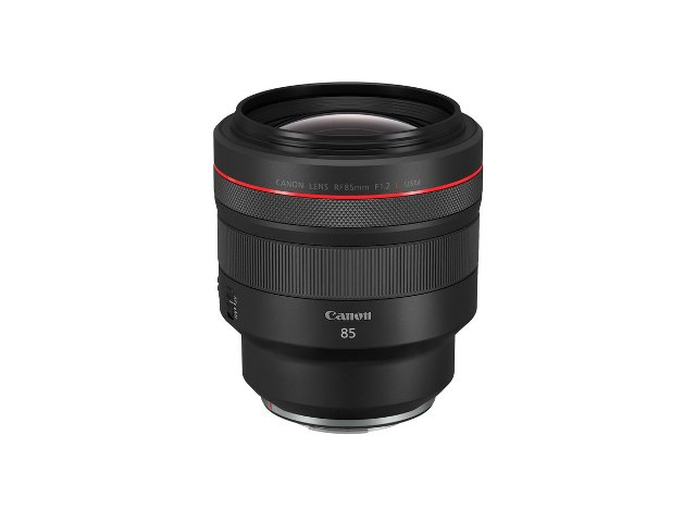 Canon's iconicRF 85mm F1.2L USM offering highest resolution lens