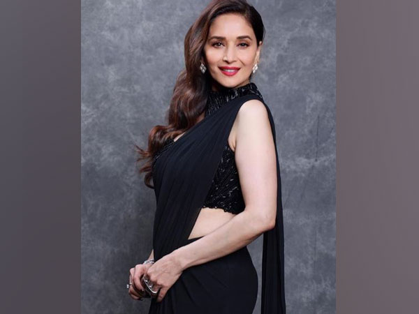 Bollywood diva Madhuri Dixit turns 53, wishes pour in from b-town celebs