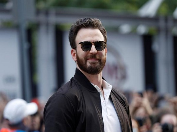 Chris Evans on two of his viral moments - dog grooming mishap, 'Knives Out' sweater fandom