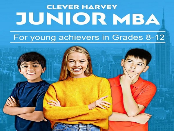 Clever Harvey launches a Junior MBA: A unique program to build commercial acumen for school students