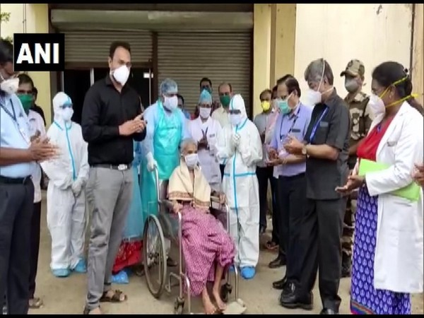 94-year-old woman recovers from COVID-19 in Maharashtra