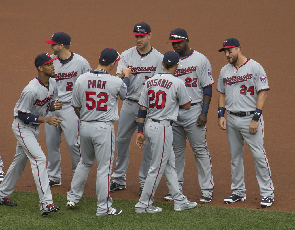 Twins' power play continues in win over Rangers