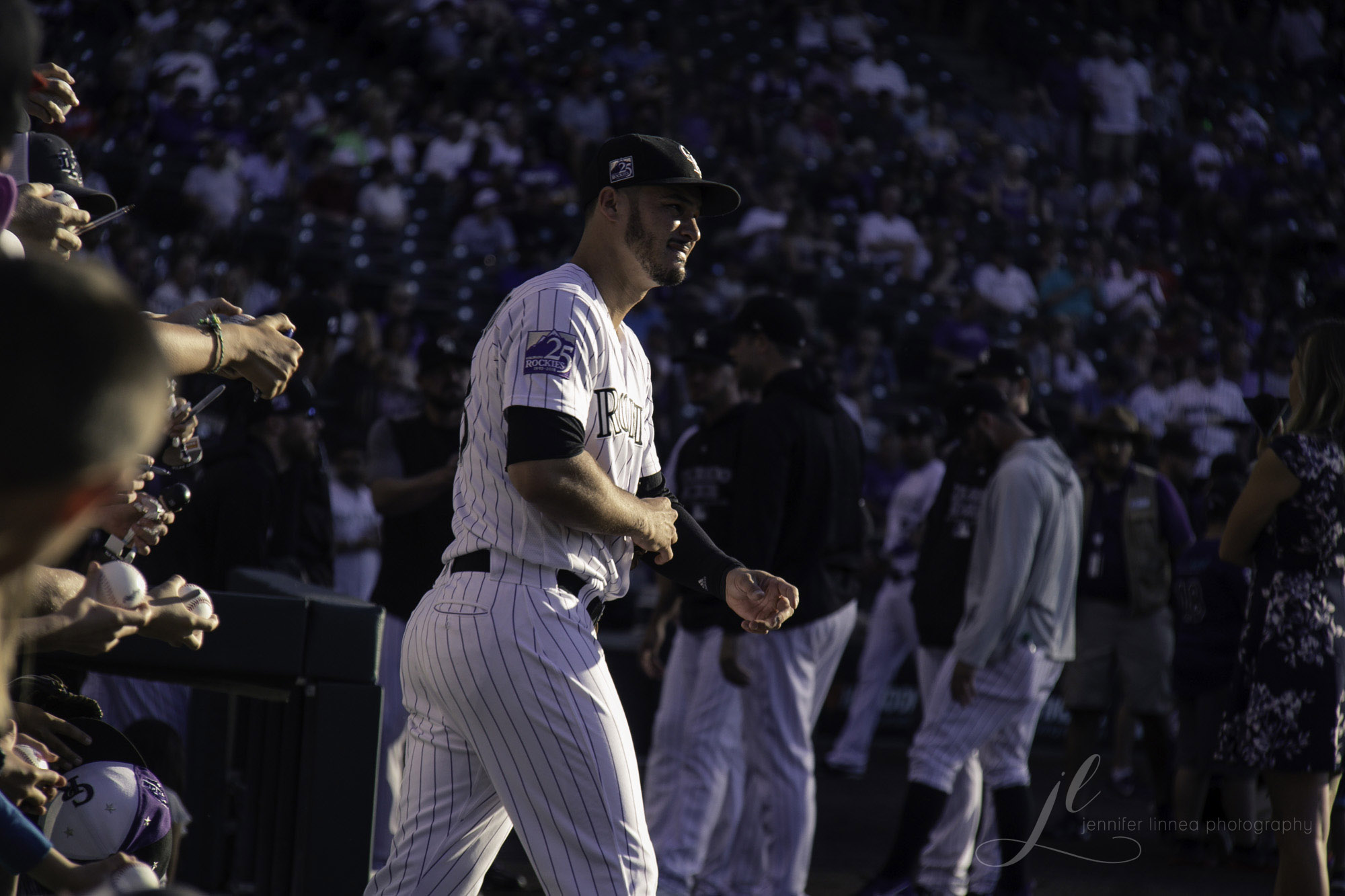 Rockies 3B Arenado: 'I don't hold grudges'