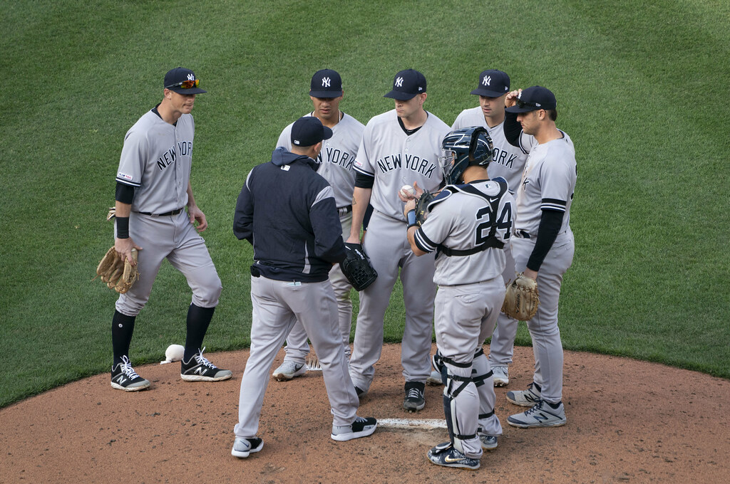 German, Yankees shut out Jays to open second half
