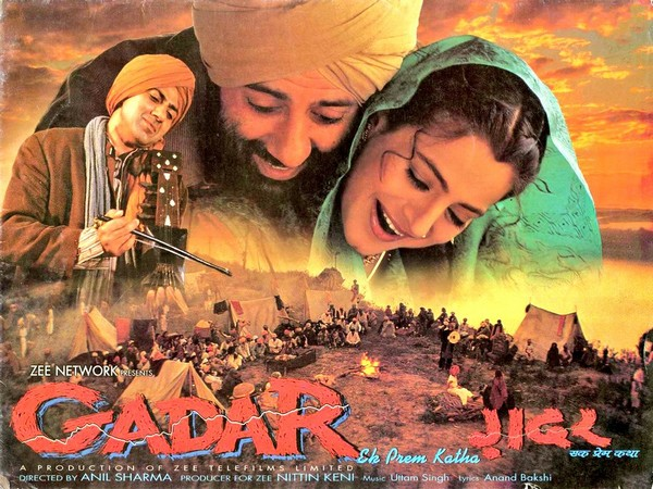 20 years of 'Gadar': Sunny Deol expresses gratitude to fans for turning film into an event