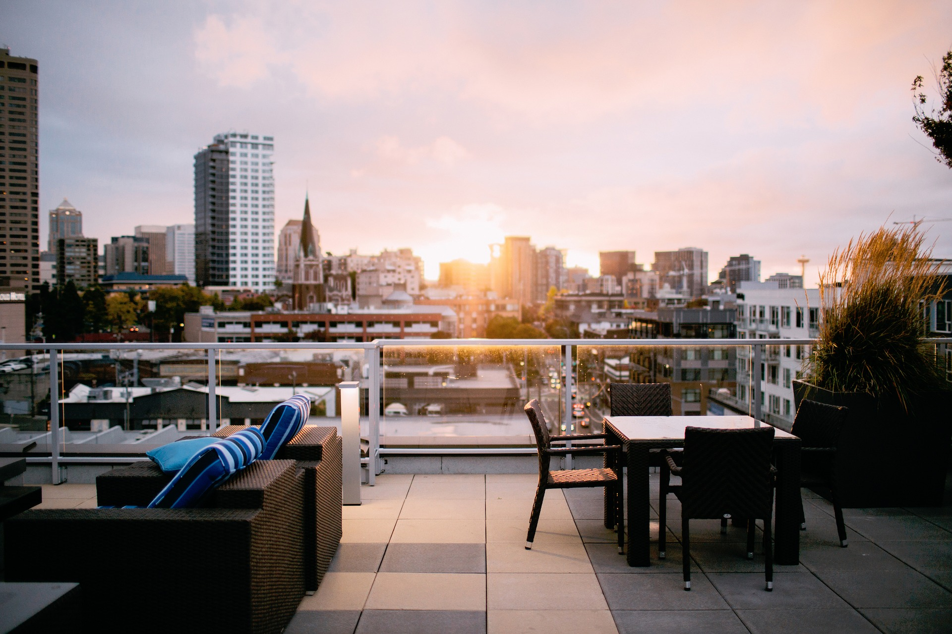 What to Consider When Developing A Rooftop Venue