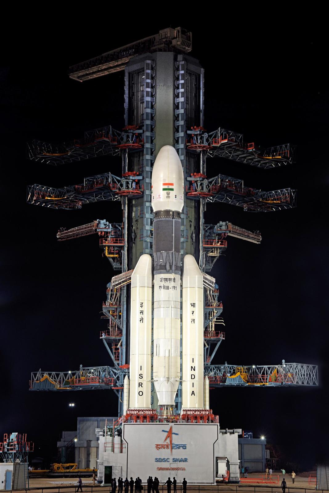 Chandrayaan-2's journey to moon, after leaving earth's orbit, to start Wednesday