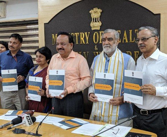 National Digital Health Blueprint in line to reach each individual: Dr. Harsh Vardhan