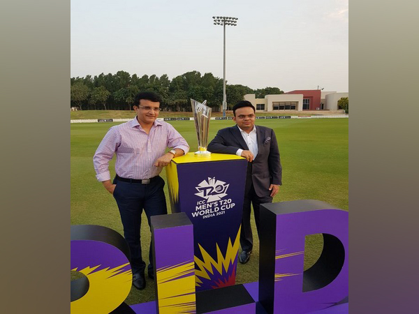 BCCI officials to leave for Oman and Dubai for T20 WC preparations on Friday